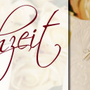 Auswahl an Drucksachen zur Hochzeit